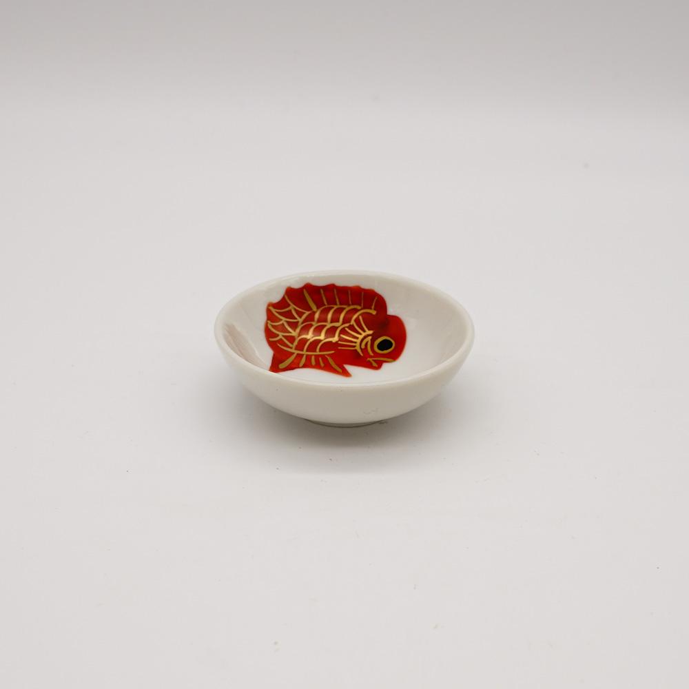 LP-1D めで鯛 豆皿