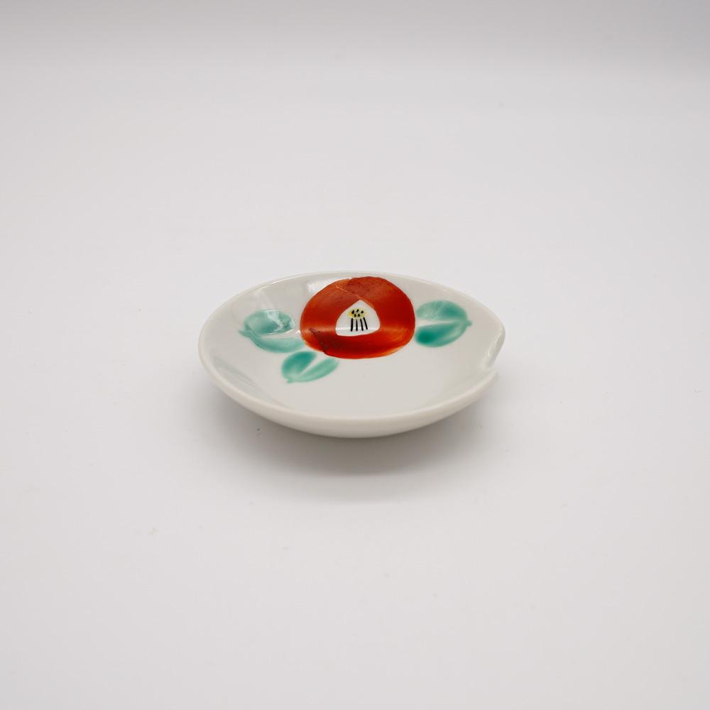 LP-2A 椿 箸置小皿