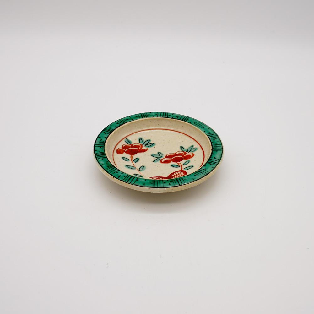 LE-29A 薬味皿 赤絵