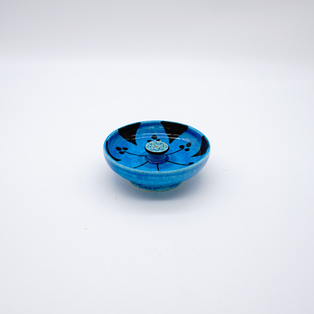 GE-3 青釉 香立