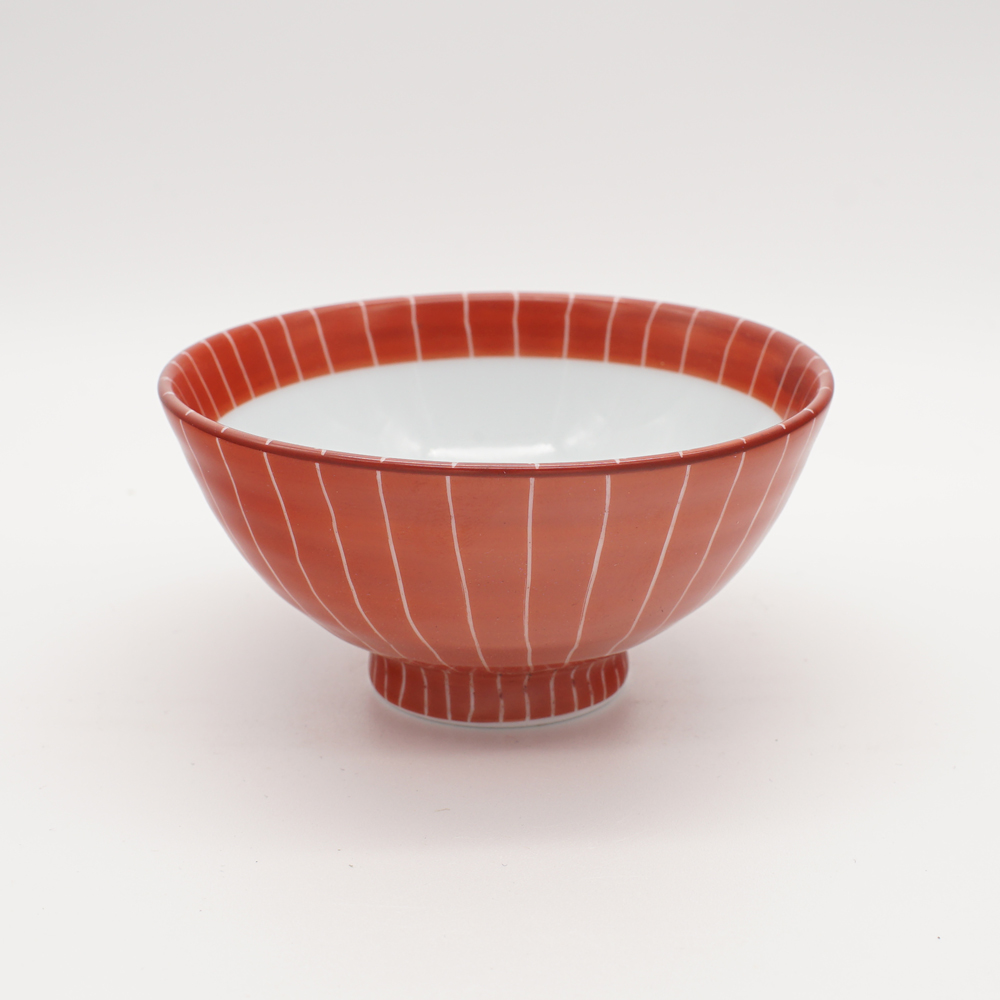 HP-6F 赤巻十草 小碗