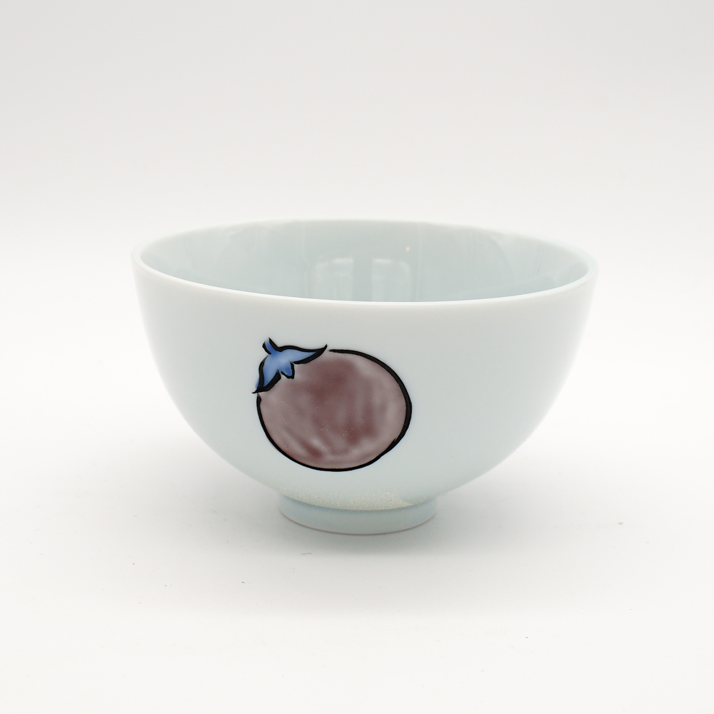 HP-9E 茄子 碗