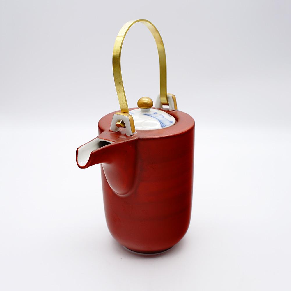 PP-4 赤巻 石瓶