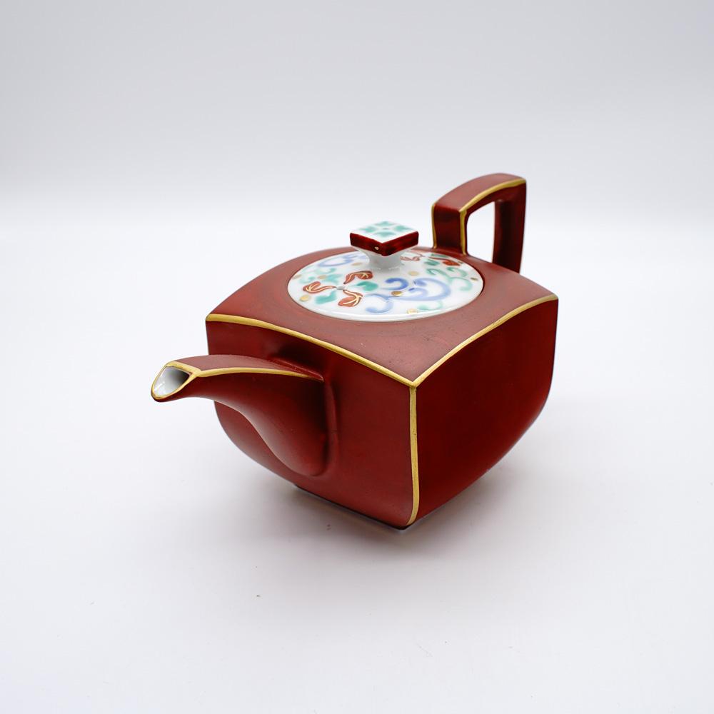 PP-8A 赤巻 手付石瓶
