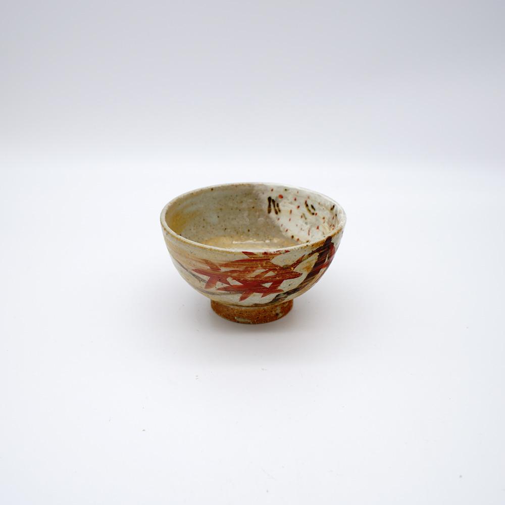 YE-8B 金彩雲錦 煎茶碗