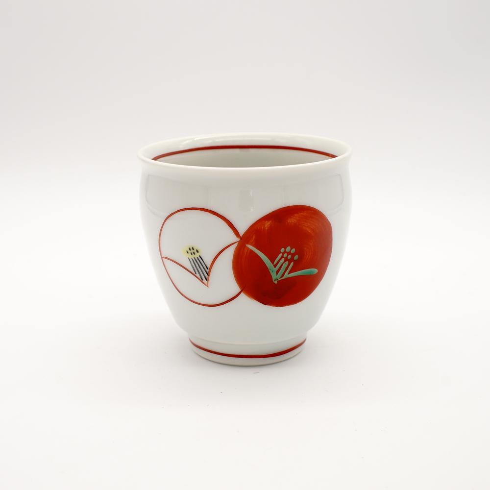 YP-5C 赤椿 小湯呑