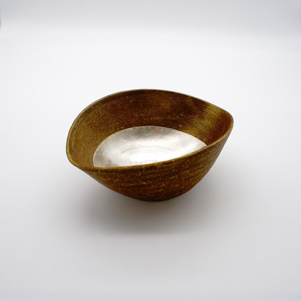 BE-19 金銀彩 ダ円小鉢