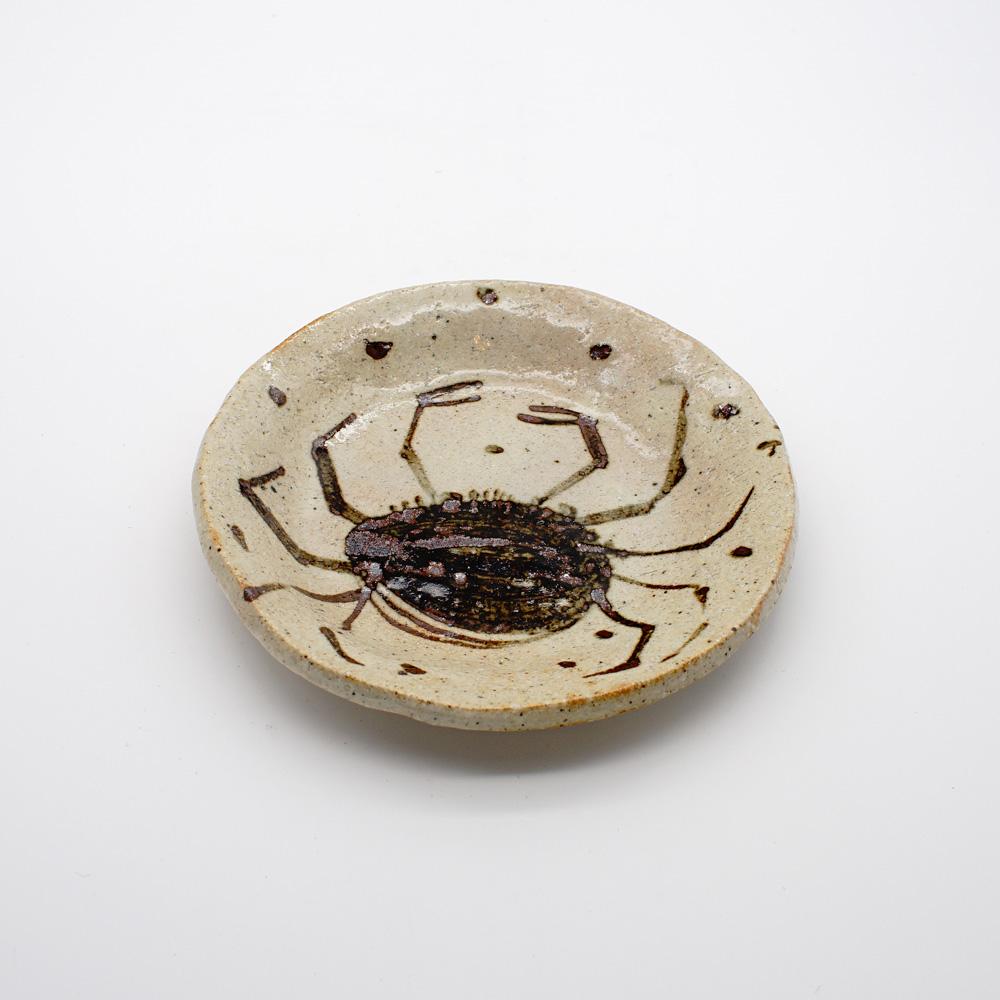 LE-9 蟹文 銘々皿