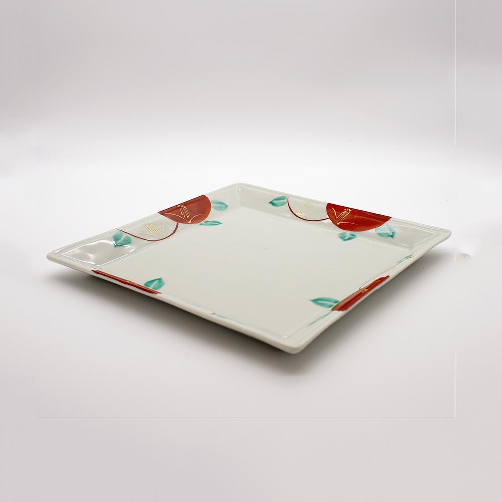 LP-18D 赤椿 角皿